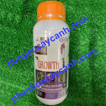 Phân bón lá Organic 100% Growth USA 500cc