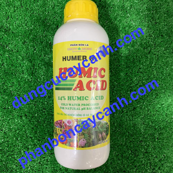 Humic Acid 14 % 1lit