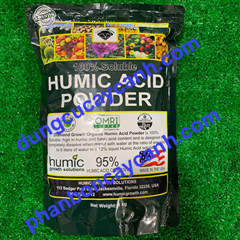 Humic Acid Powde-USA-1kg